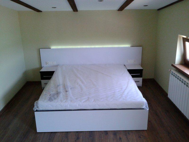 Meble do sypialni – lakier 4